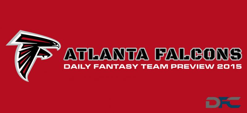 Atlanta Falcons Daily Fantasy Team Preview