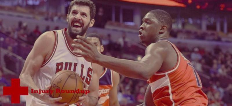 NBA Injury Roundup: 3-15-15
