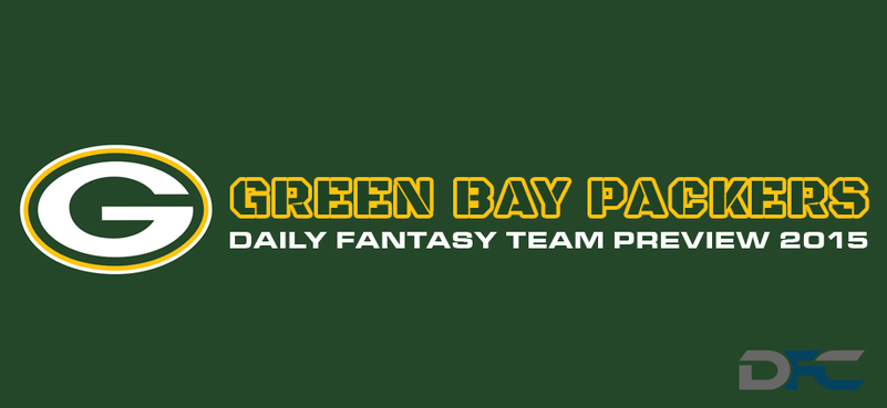 Green Bay Packers Daily Fantasy Team Preview