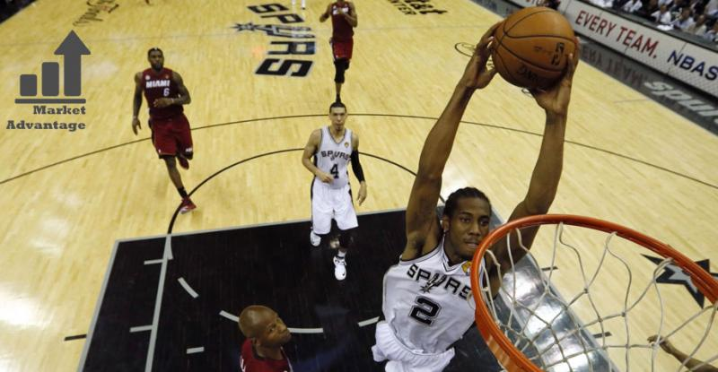 NBA Market Advantage: 2/28/15