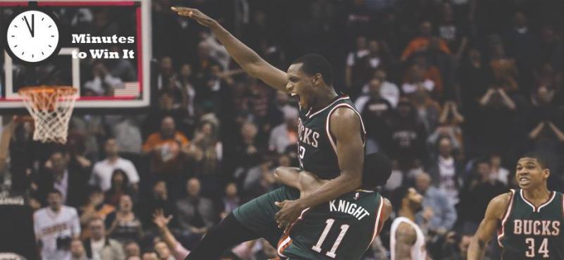 Minutes to Win It - Monitoring NBA Rotations 3-16-15