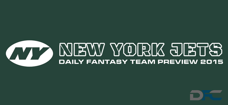 New York Jets Daily Fantasy Preview