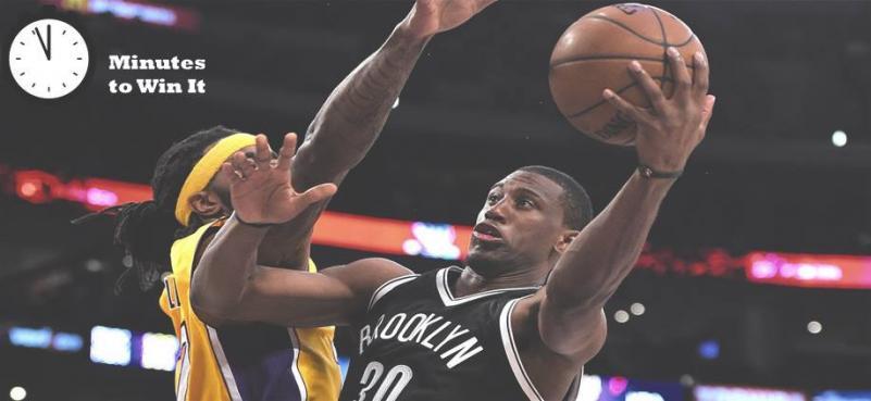 Minutes to Win It - Monitoring NBA Rotations 3-18-15