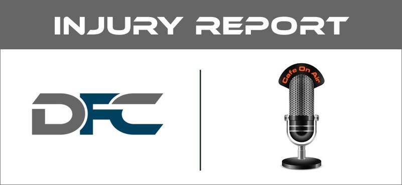 NFL Injury Report: Week 8