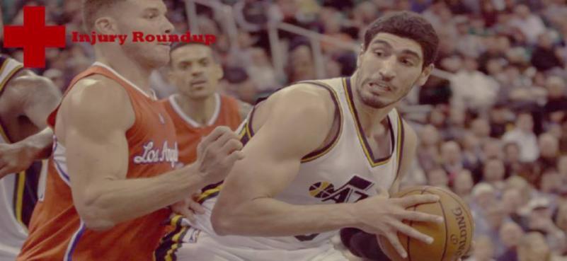 NBA Injury Roundup: 3-18-15
