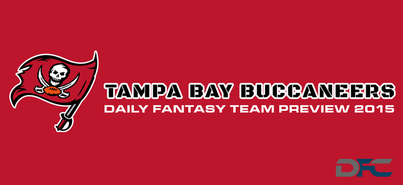 Tampa Bay Buccaneers Daily Fantasy Preview
