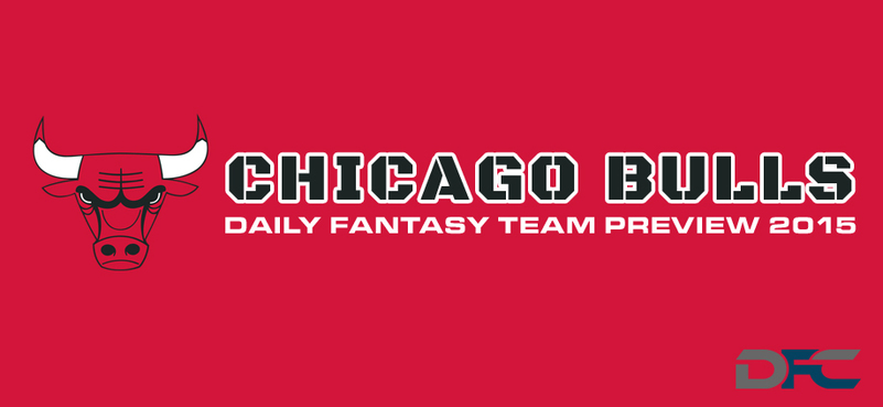 Chicago Bulls Fantasy Team Preview