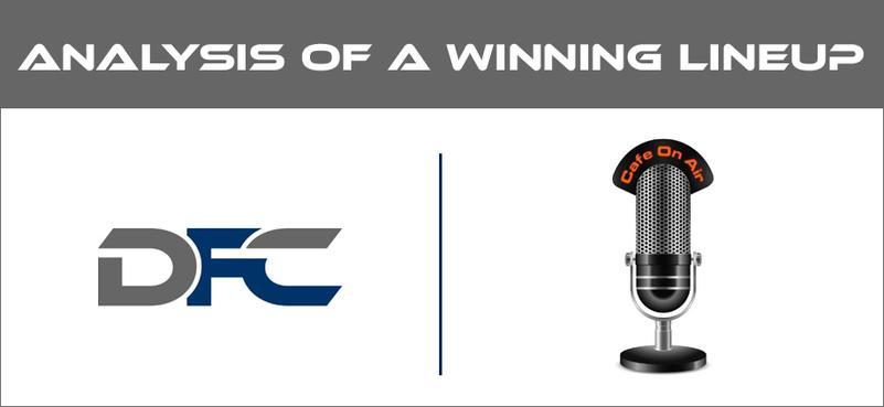 Analysis of Winning Lineups - Week 12