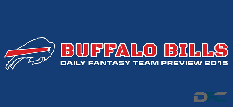 Buffalo Bills Daily Fantasy Team Preview