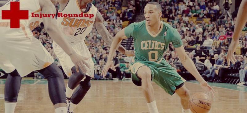 NBA Injury Roundup: 3-22-15