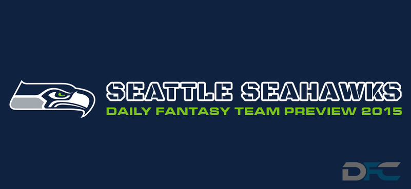 Seattle Seahawks Daily Fantasy Team Preview