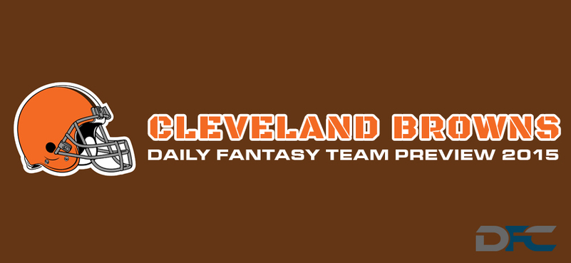 Cleveland Browns Daily Fantasy Team Preview