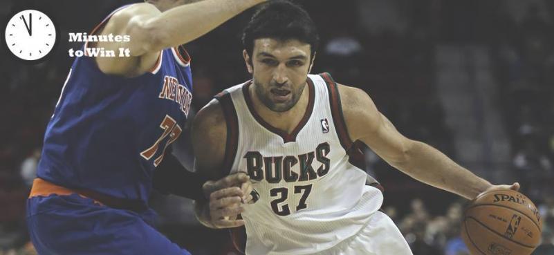 Minutes to Win It - Monitoring NBA Rotations 3-24-15