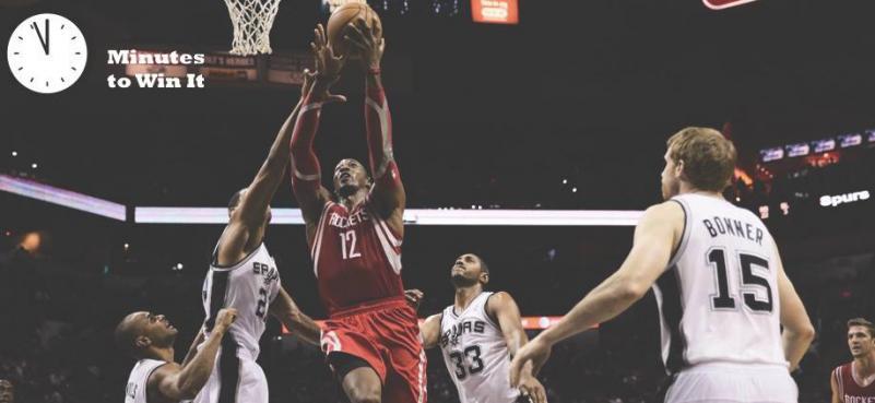 Minutes to Win It - Monitoring NBA Rotations 3-25-15