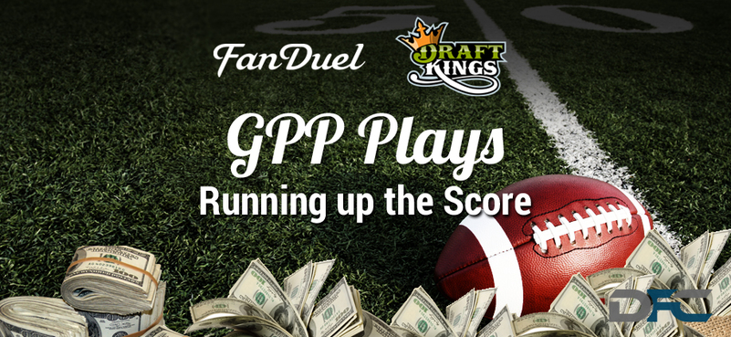 GPP Tournament Picks: NFL Week 1