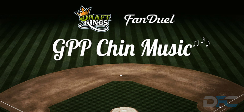 MLB GPP Tournament Pick: 9-25-15