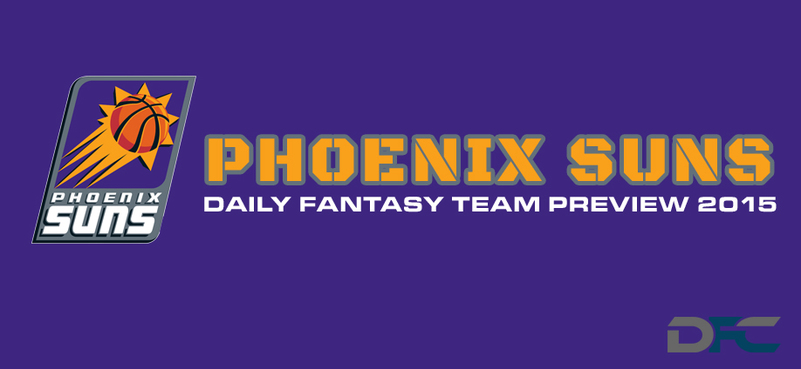 Phoenix Suns Fantasy Team Preview