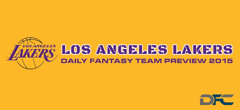 Los Angeles Lakers Fantasy Team Preview