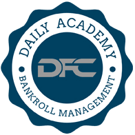 Daily Academy Bankroll Management Badge