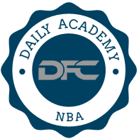 Daily Academy NBA Badge