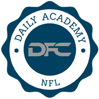 Daily Academy NFL Badge