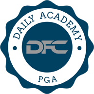 Daily Academy PGA Badge