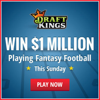 DraftKings - $10 million Fantasy Football Contest