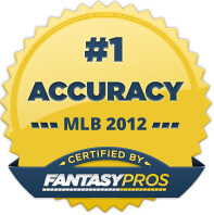 #1 Accuracy 2012
