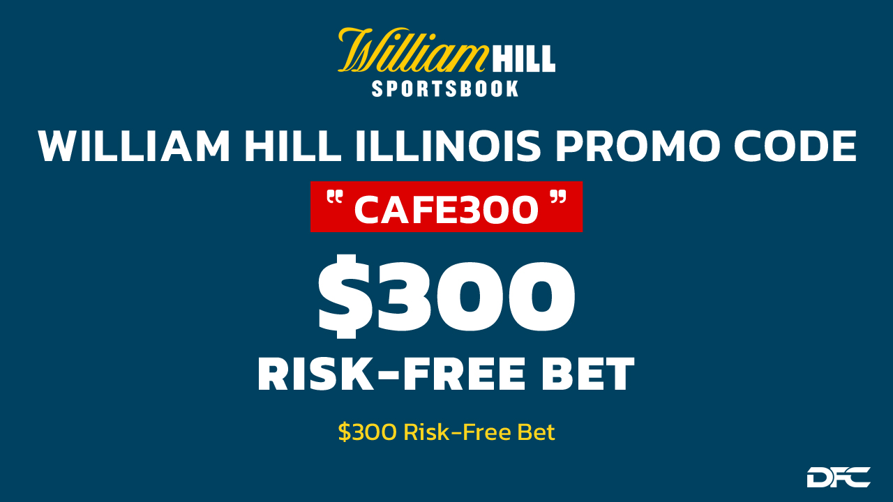 william hill illinois promo code