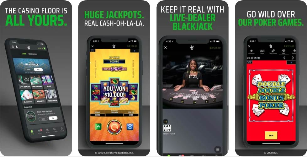 DraftKings casino preview