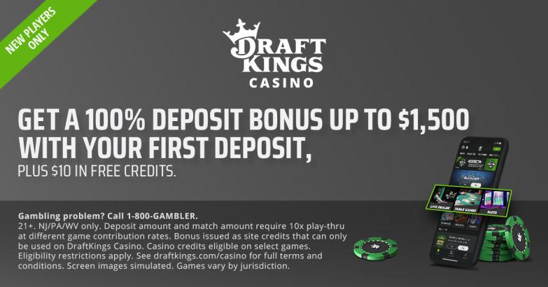 DraftKings Casino Promo